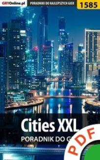 Cities XXL. Poradnik do gry  - ebook/pdf