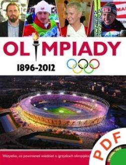Olimpiady 1896-2012  - ebook/pdf