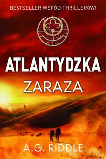 Atlantydzka zaraza - ebook/epub