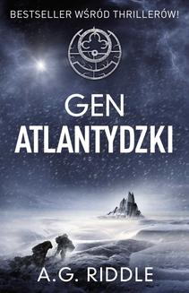 Gen Atlantydzki - ebook/epub