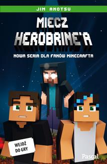 Miecz herobrinea minecraft - ebook/epub