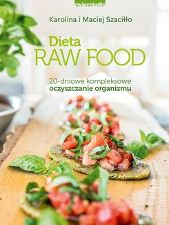 Dieta Raw Food  - ebook/epub