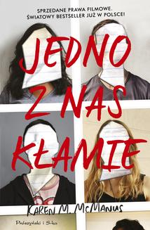Jedno z nas kłamie - ebook/epub
