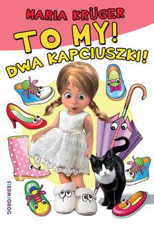 To my! Dwa kapciuszki! - ebook/epub