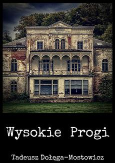 Wysokie Progi - ebook/epub