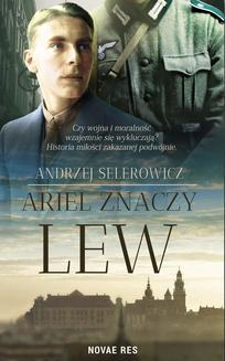 Ariel znaczy lew - ebook/epub