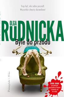 Byle do przodu - ebook/epub