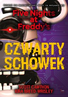 Five Nights at Freddy's Tom 3: Czwarty schowek - ebook/epub