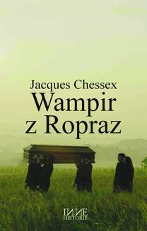 Wampir z Ropraz - ebook/epub