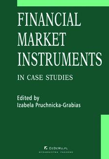 Financial market instruments in case studies. Chapter 6. Structured Products - Krzysztof Borowski - ebook/pdf