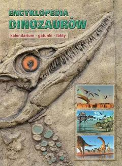 Encyklopedia dinozaurów - ebook/pdf
