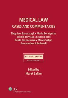 Medical law. Cases and commentaries - ebook/pdf