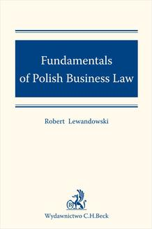 Fundamentals of Polish Business Law - ebook/pdf