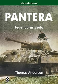 Pantera. Legendarny czołg - ebook/epub