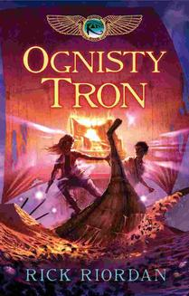 Ognisty tron. Tom II Kroniki rodu Kane - ebook/epub