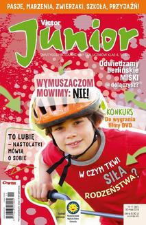 Victor Junior nr 11 (387) 30 maja 2019 - ebook/pdf