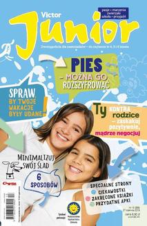 Victor Junior nr 13 (389) 27 czerwca 2019 - ebook/pdf