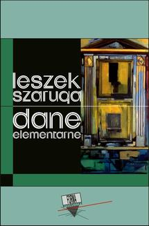 Dane elementarne - ebook/epub