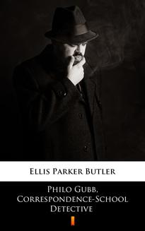 Philo Gubb, Correspondence-School Detective - ebook/epub