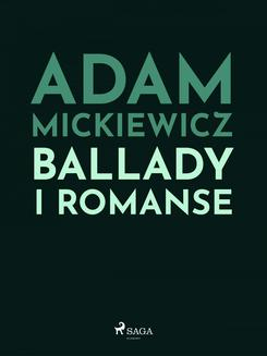 Ballady i romanse - ebook/epub