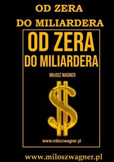 Od zera do miliardera - ebook/epub