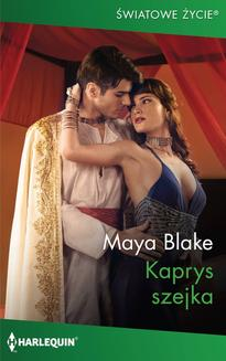 Kaprys szejka - ebook/epub