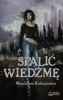 Spalić wiedźmę - ebook/epub