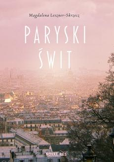Paryski świt - ebook/epub