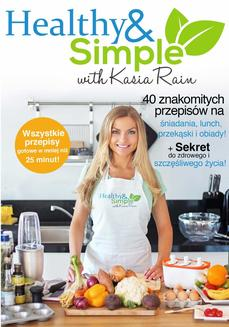 Healthy and Simple with Kasia Rain - ebook/epub
