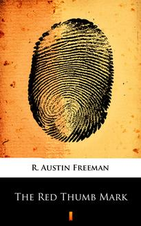 The Red Thumb Mark - ebook/epub