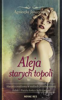 Aleja starych topoli. Tom 1 - ebook/epub