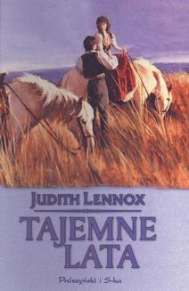 Tajemne lata - ebook/epub