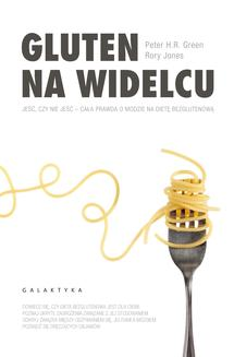 Gluten na widelcu - ebook/epub