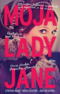 Moja lady Jane - ebook/epub