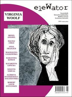 eleWator 8 (2/2014) - Virginia Woolf - ebook/pdf