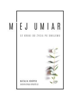 Miej umiar - ebook/epub