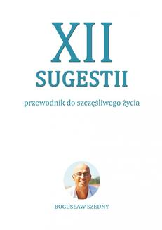 XII sugestii - ebook/pdf