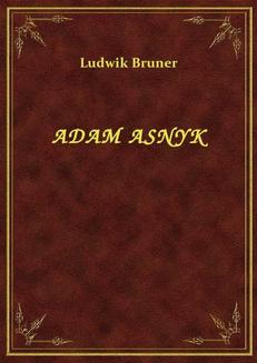 Adam Asnyk - ebook/epub