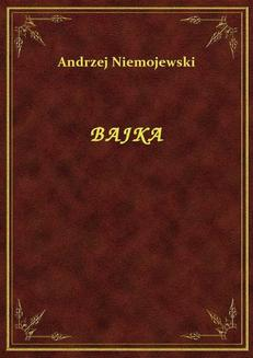 Bajka - ebook/epub