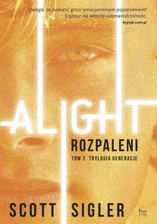 Alight/Rozpaleni - ebook/epub