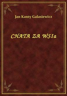 Chata Za Wsia - ebook/epub