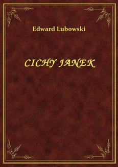 Cichy Janek - ebook/epub