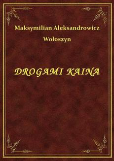 Drogami Kaina - ebook/epub