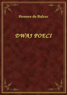 Dwaj Poeci - ebook/epub