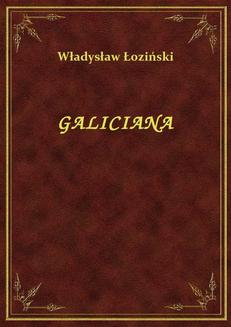 Galiciana - ebook/epub