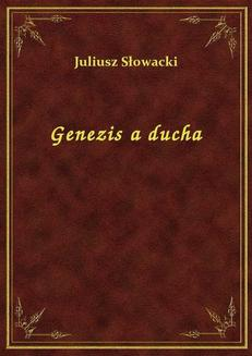 Genezis z Ducha - ebook/epub