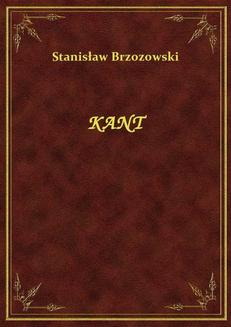 Kant - ebook/epub