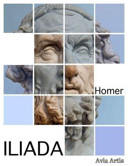 Iliada - ebook/epub