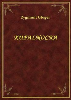 Kupalnocka - ebook/epub
