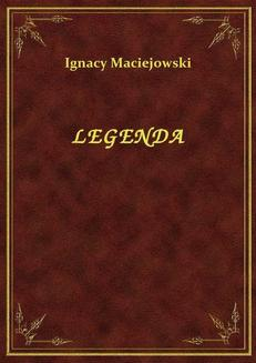 Legenda - ebook/epub